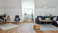 Bright and Spacious Stockholm Apartment in Sweden with Beautiful Views       This wouldn't be the first time that we feature an apartment space from Sweden. There is something in common about Swedish homes; maybe it is the colors or the style with some Scandinavian flare on it or the views f...