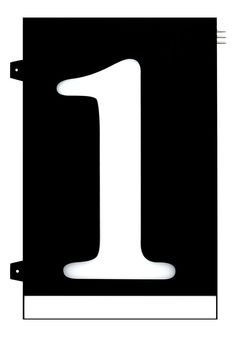 Homidea Backlit LED House Number 1 Led House Numbers, Overhead Lighting, Emergency Response, House Entrance, Day For Night, Home Projects, Home Furniture, Diy Home Decor, Home Improvement