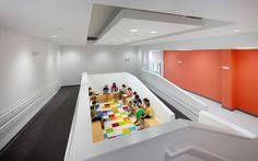 Laurel Park Elementary School Adaptive Reuse | Clark Nexsen Architecture and Engineering | Archinect