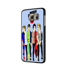 5 seconds of summer drawing Samsung Galaxy Note 3 Summer Drawings, Galaxy Note 3, 5 Seconds Of Summer, Samsung Galaxy S6, Cover, 5secondsofsummer, Blankets, Summer Painting, 5 Sos