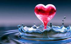 fondos de corazones 3d con movimiento - Buscar con Google