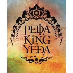 beautifully illustrated children's book cover Pedia the King of Yeda - Google Search