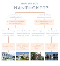 Escape to Nantucket: Find Your Tailor-Made Experience
