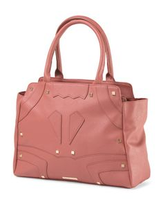 Studded+Piecing+Tote