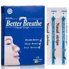 Free Snorebore Better Breathe Nasal Strips - http://ift.tt/2sZ0XM6
