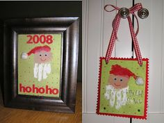 Katie's Nesting Spot: Have a Handprint Holiday