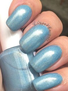 Glimmering Lake (BSF Exc) - Lilypad Lacquer.