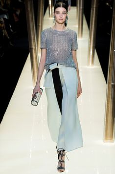 Armani Prive Spring 2015 - my color for 2015