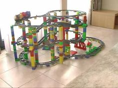 Lego Duplo Your Style, Your Budget Tired of ogling the latest styles in brand name home furnishing s Lego Duplo Train, Lego Trains, Lego Design, Lego Table Ikea, Small Girls Bedrooms, Construction Lego, Lego Toys, Lego Projects, Kids Corner