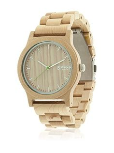 BREEF WATCHES Reloj con movimiento japonés Unisex MAPLE ORIGINAL 44 mm