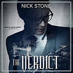 """Another must-listen from my #AudibleApp: """"The Verdict"""" by Nick Stone, narrated by David Thorpe."""