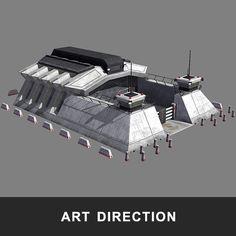 Design Set, Fallout 4 Settlement Ideas, Sci Fi City, Base Building, Space Engineers, No Man's Sky, Minecraft Blueprints, Landscape Concept, Jurassic Park World