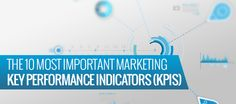 The 10 Most Important Marketing Key Performance Indicators (KPI). #goalsetting and #KPI Experts Follow us now on Twitter @jamsovaluesmart and see the latest news on http://www.jamsovaluesmarter.com