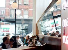 La Colombe Coffee Roasters Cafe in Chicago  West Loop @955 W. Randolph St. Wicker Park @1552 N. Damen Ave.