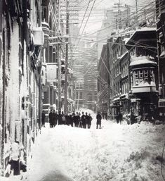 New York City 1800 | Back Story: In late 1800s, New York City buried wires after a natural ...