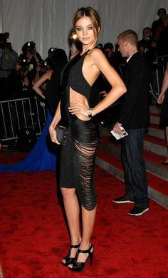Miranda Kerr Costume Institute Gala