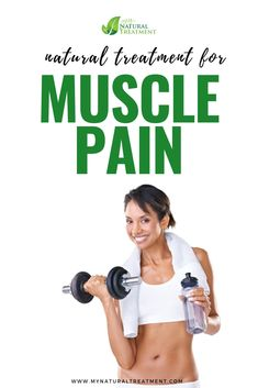 A Natural Treatment for Muscle Pain - Treat Muscle Pain Naturally Remedies For Tooth Ache, Back Pain Remedies, Headache Remedies, Natural Treatments, Natural Remedies, Muscle Pain Relief, Natural Pain Relief, Sore Muscles, How To Stay Healthy