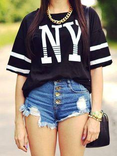 swag- i love the shirt! <3