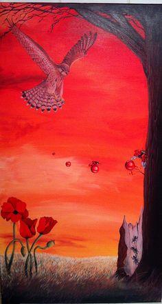 My favorite artist Explore, Sunset, Artist, Painting, Artists, Painting Art, Paintings, Sunsets, Painted Canvas