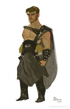 Hercules. First of the bros.