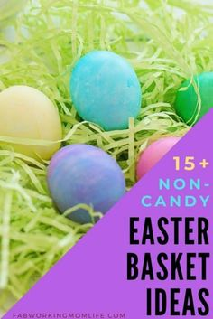 Looking for non-candy Easter basket ideas? Check out these Easter basket ideas for boys and they're Gender-neutral too! Easter Activities, Easter Crafts For Kids, Easter Gift, Christmas Gifts For Husband, Coloring Easter Eggs, Holidays With Kids, Working Moms, Toddler Preschool, Easter Baskets