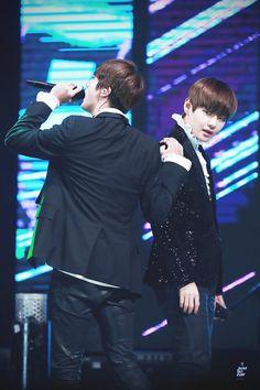 V e Jin BTS ⭐️