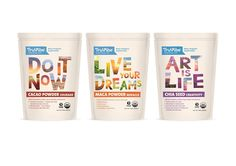 TruVibe on Packaging of the World - Creative Package Design Gallery