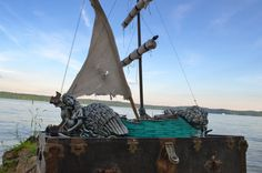 Outdoor Furniture, Outdoor Decor, Sailing Ships, Hammock, Rum, Bones, Rome, Hammocks, Hammock Bed
