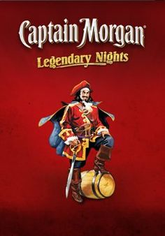 3.6.2017 Captain Morgan