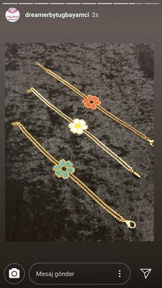 Seed Bead Jewelry, Bead Jewellery, Beaded Jewelry, Beaded Bracelets, Peyote Beading Patterns, Loom Beading, Hanging Beads, Handmade Wire Jewelry, Ankle Chain