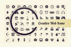 Free to Download Beautifully Crafted Web Icons!