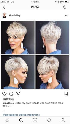 Die 486 Besten Bilder Von Kurze Blonde Haare In 2019