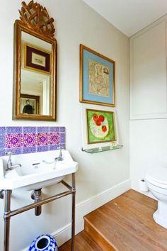 Őrizni a múltat, élni a jelent - fürdőszoba klasszikus felhanggal