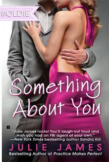 Afterwords: Book Review: Something About You by Julie James