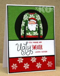 Simon Says Die and Stamps DON WE NOW OUR UGLY SWEATERS SetDUS147 Cold Hands Warm Heart at Simon Says STAMP!