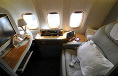 An opportunity I could not resist; just under 3 hours but a great experience on Emirates First Class