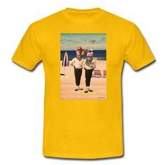 La Plage Poupoussepitazi - Tee shirt Homme
