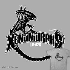 LV426 Xenomorphs