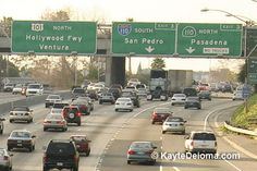 Driving in Los Angeles Tips