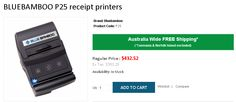 Buy Thermal Receipt Printer, POS Systems at best rate in Australia