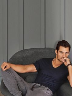 David Gandy Debuts His New Marks And Spencer Underwear Line