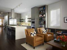 Cucina e soggiorno insieme beautiful come arredare in un open