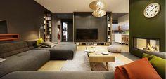 Decorar una casa color colores otoñales - http://www.decoora.com/decorar-una-casa-color-colores-otonales/
