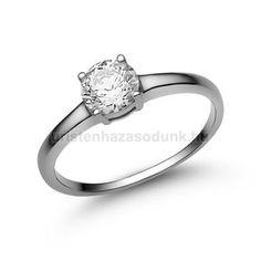 E24 Eljegyzési Gyűrű