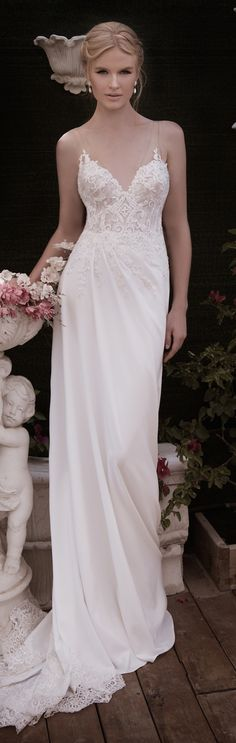 Naama Anat Fall 2016 Wedding Dress #coupon code nicesup123 gets 25% off at www.Provestra.com and www.Skinception.com