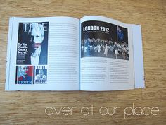 Over At Our Place: 2012 In A Photobook