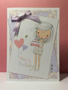 Birthday card   docrafts.com