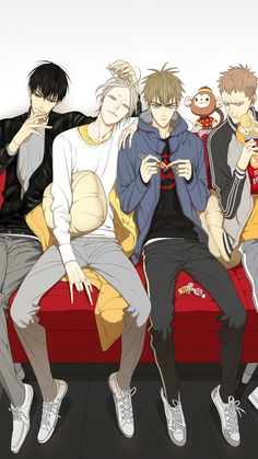 "祝大家新春快乐猴年大吉!给大家拜年啦!!"" wishing everyone luck in the year of the monkey! Happy #New Year everyone!!"" -Old Xian"