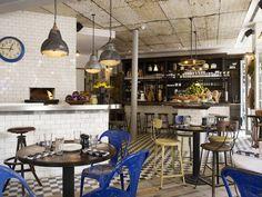 Pizza East Portobello #london #restaurant #design #hotspots #nottinghill