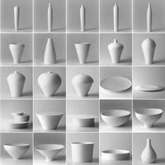 Taizo Kuroda's pure white Ceramics collection is an inspired by-product of his close relationship with fellow Japanese artisans; architect Tadao ANDO, designer Issay MIYAKE and photographer Hiroshi SUGIMOTO. They share the same sure discipline and taste in editing out all that is unnecessary. I am in awe, and filled with jealousy, of this association with such a collective muse.